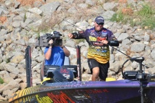 Randall Tharp - 2013 FLW Cup